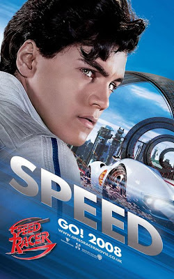 Speed Racer - Emile Hirsch as Speed