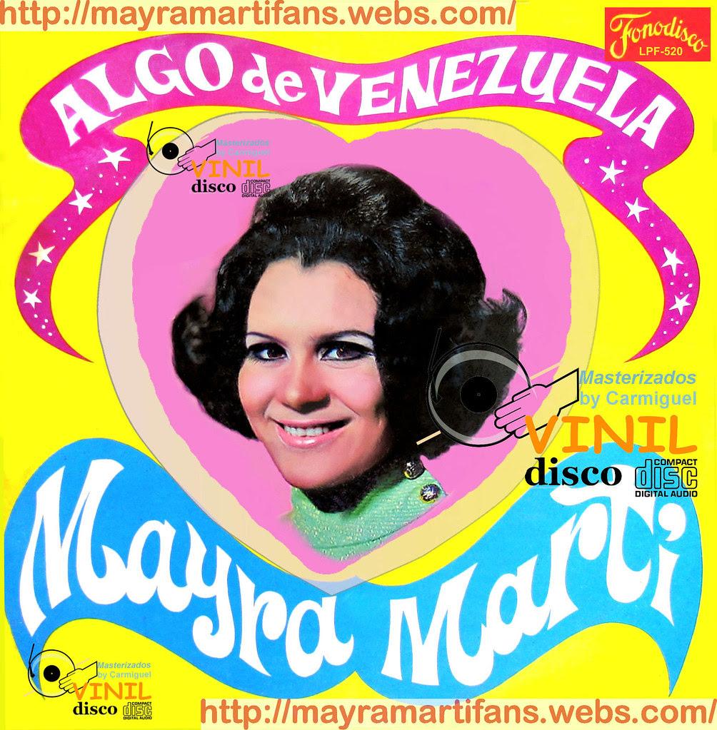 MAYRA MARTÍ -Algo de Venezuela