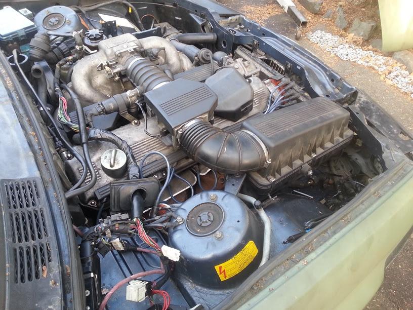 1986 Bmw 325e Engine Swap