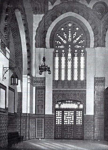 Estación de ferrocarril de Toledo a principios del siglo XX