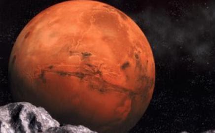 Bakal Ada Manusia di Planet Mars pada 2023