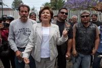 La candidata del PAN al Gobierno del Distrito Federal, Isabel Miranda de Wallace. Foto: Octavio Gómez
