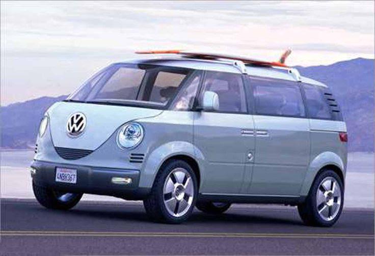 2014 Volkswagen Microbus