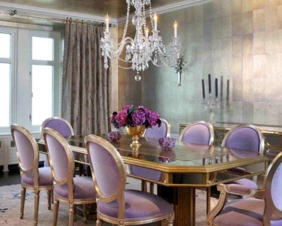 Trends For Small Victorian Dining Room Ideas images