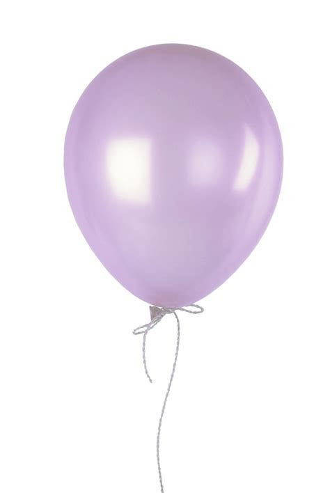 "100 Pearl Lilac 12"" Balloons"