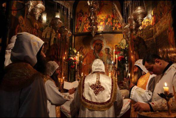 coptic orthodox liturgy