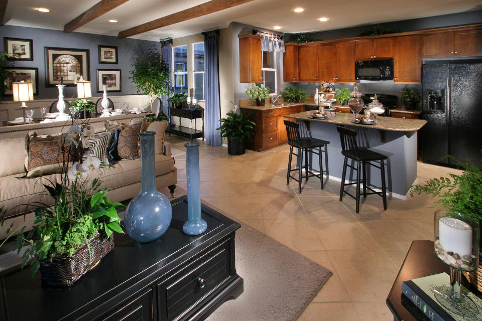 Open Concept Kitchen-Living Room Design Ideas – The WoW Style