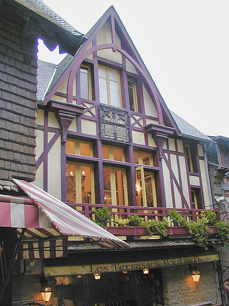 File:200506 - Mont Saint-Michel 21 - Restaurant.JPG