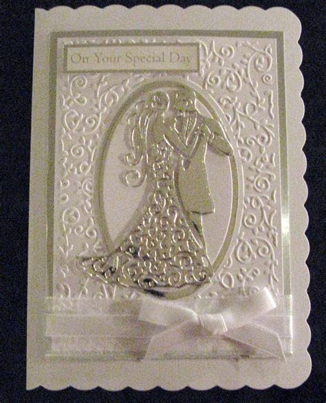 My Cherished Cards: Tattered lace couple