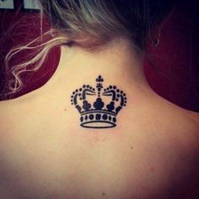 40 Ideas Para Tatuajes De Coronas Y Sus Significados Tatuajes