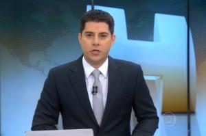 Apresentador Evaristo Costa
