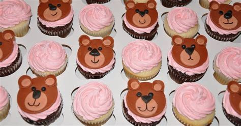 A Party In Your Tummy: Build A Bear Cupcakes