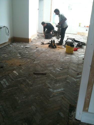 laying the floor by sashinka-uk
