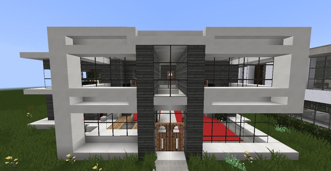 Modern Easy Minecraft House Design Rumah Joglo Limasan Work