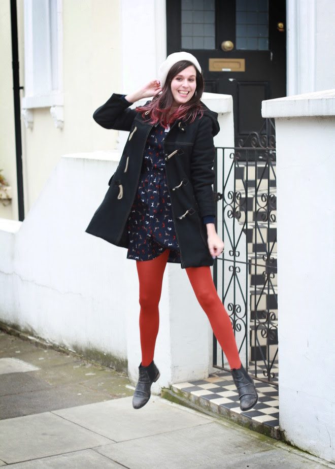 London Outfit: Day Two (BUTTLOAD of pics)