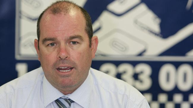 Terry Goldsworthy warns the QPS may not have enough manpower to handle the G20 summit.