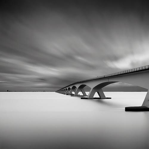 Bridge Study IV por Joel Tjintjelaar [ www.bwvision.com ]