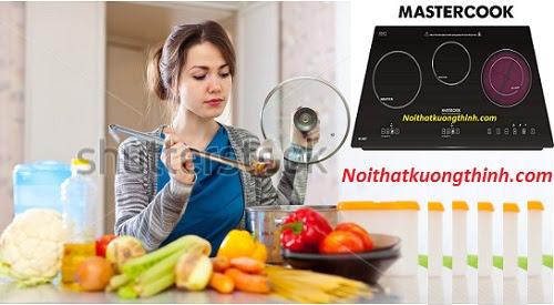 Tại sao bếp điện từ Mastercook MC 389ET lại khiến chị em nội trợ mê mẩn