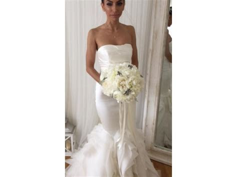 Vera Wang Ethel Dress, $2,800 Size: 0   Used Wedding Dresses