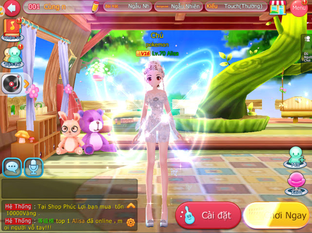 tải game Hotsteps cho android apk