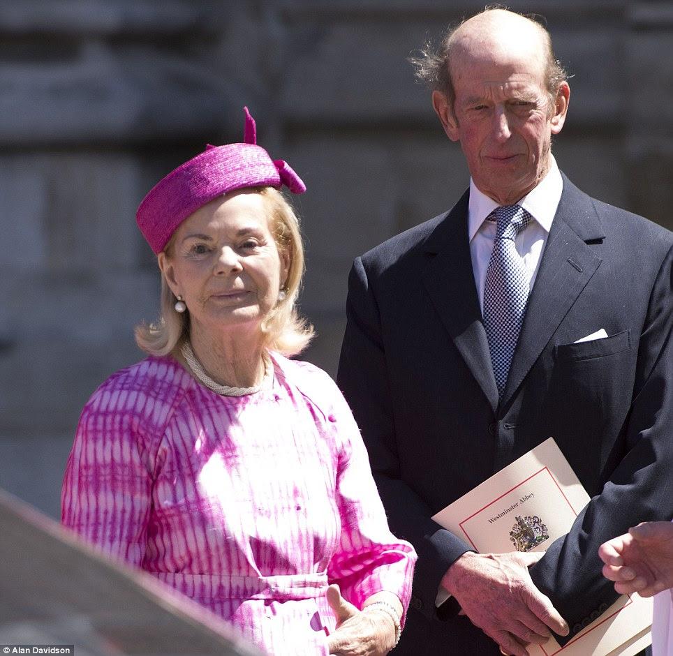 Poznajcie bliżej...księcia i księżną Kentu.