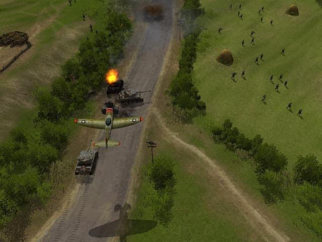 Sudden Strike: Crimea Free PC Game Screenshot