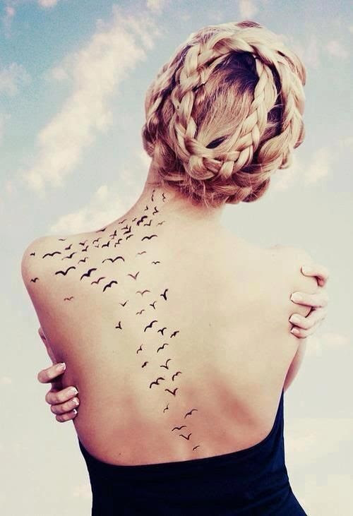 12 Amazing Tattoo Designs For Shoulder Blade Pretty Designs