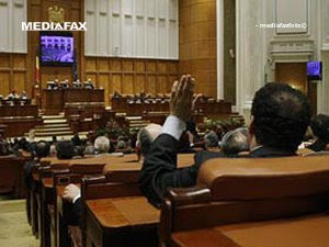 Camera a validat 12 noi deputaţi (Imagine: Mediafax Foto)