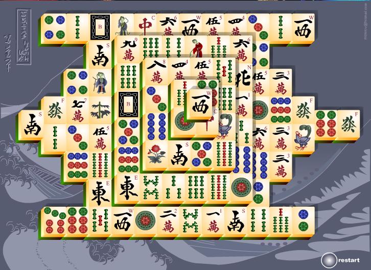 Rtl Mahjong Solitaire