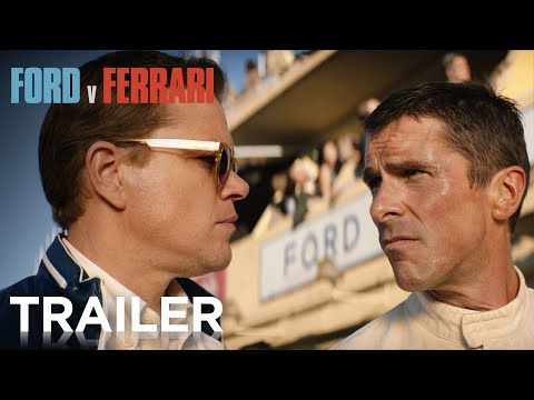 'Ford v Ferrari' Trailer