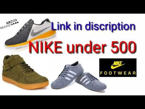 Shoes under 500 buy now on Amazon.
