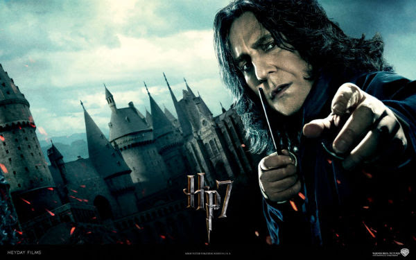 哈利波特 harry potter severus snape