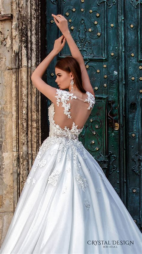 Crystal Design 2016 Wedding Dresses   Trubridal Wedding Blog
