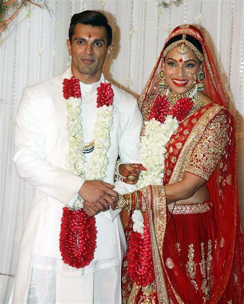 Bipasha Basu and Karan Singh Grover tie the nuptial knot