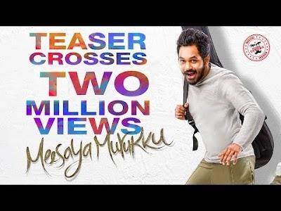 Meesaya Murukku Official Teaser Trailer Review | Hiphop Tamizha | Avni Movies
