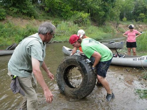 45th Annual Operation Clean Stream 8-25-12