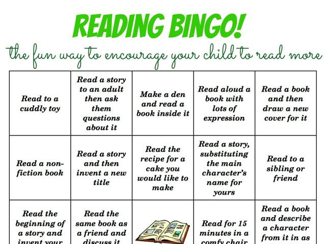 Turn Your Reluctant Reader Into An Avid Reader
