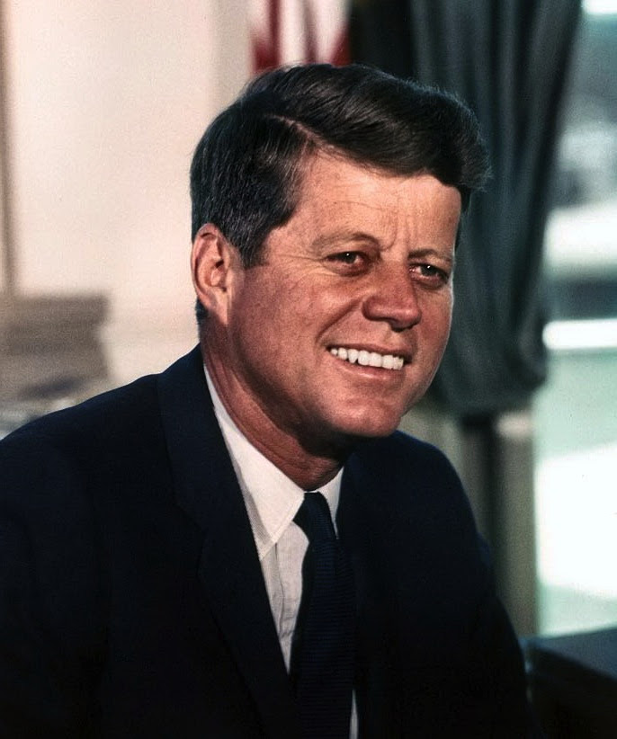 JOHN F. KENNEDY, President of the United States of America