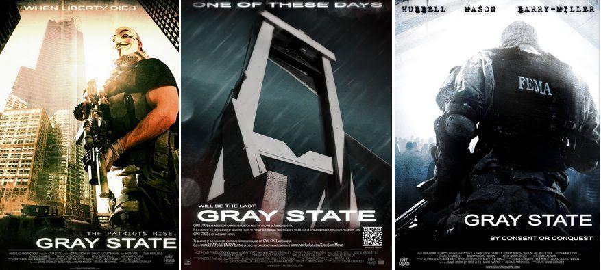 La familia y el director de la película Gray State asesinados por los illuminati