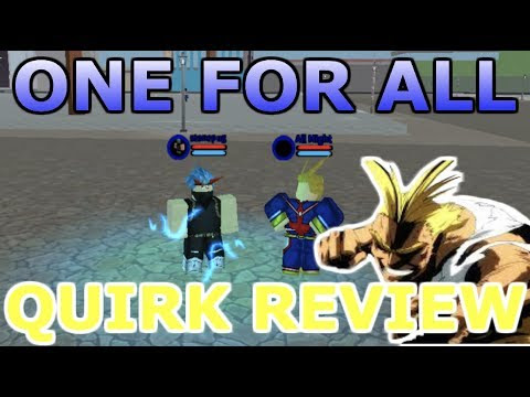 Download Mp3 One For All Quirk 2018 Free - boku no roblox script quirk