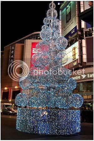 Christmas Tree at Yonge Dundas Square