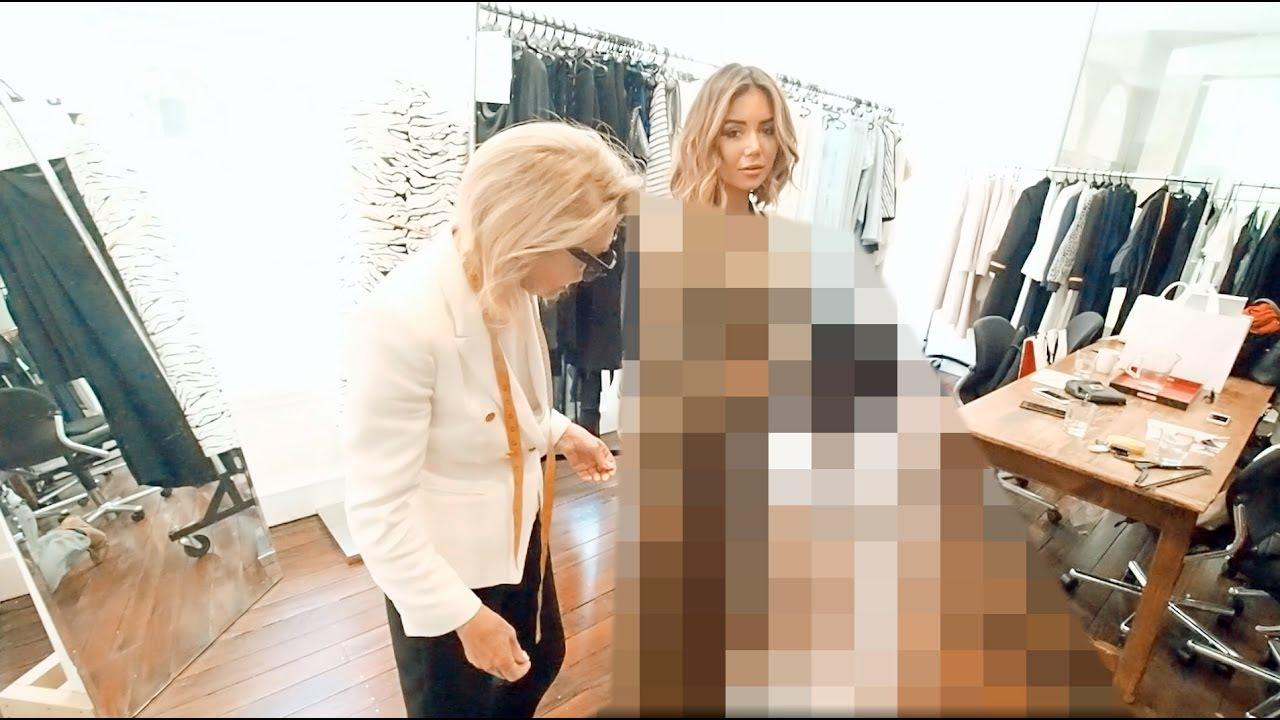 Té con Jules con el ícono de la moda Carla Zampatti - Carla Zampatti