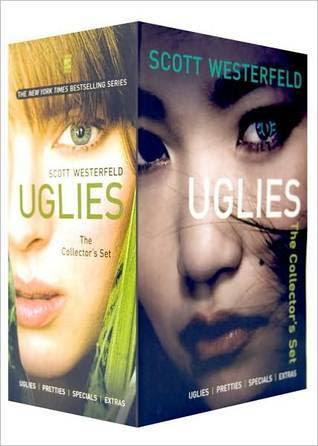 Uglies, The Collector's Set (Uglies, #1-4)