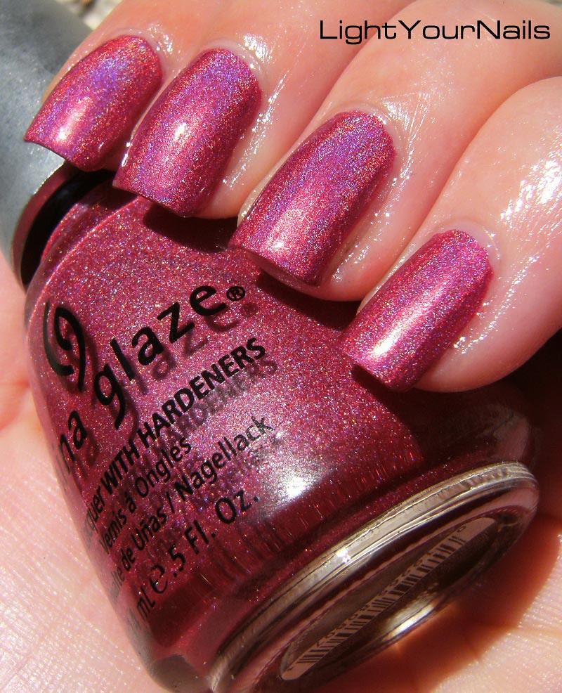 China Glaze QT