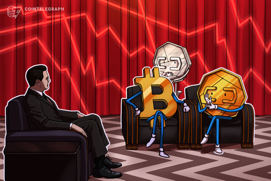 Crypto Markets Turn Red While BTC Fails to Impress Below $8,500