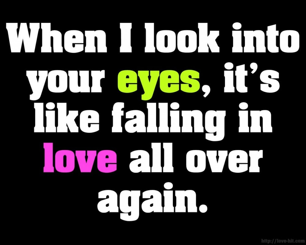 Cute Quote About Falling In Love 2 Picture Quote 1
