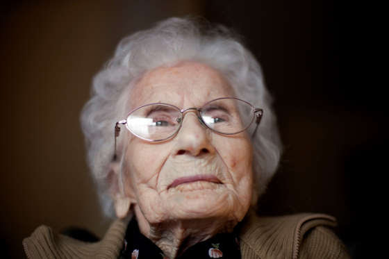 "August 26, 1896 – December 4, 2012<br /> According to a report in The Daily Mail, the day she turned 116, she told a representative from the Guinness World Records: ""I mind my own business and I don't eat junk food."""