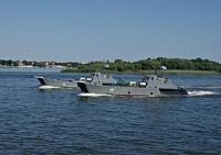 """В Нижнем Новгороде завершены государственные испытания быстроходного десантного катера проекта 11770 """"Серна"""""""