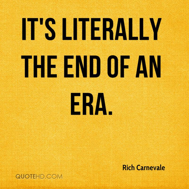 Rich Carnevale Quotes Quotehd