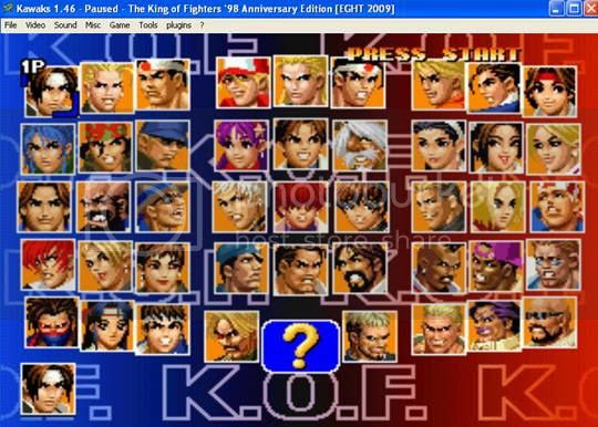 King of Fighters 98 Anniversary Edition